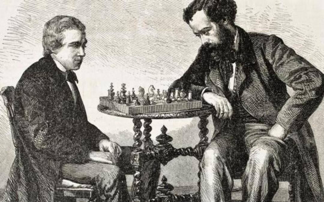 Joseph Blackburne | Romantic Chess Part 3
