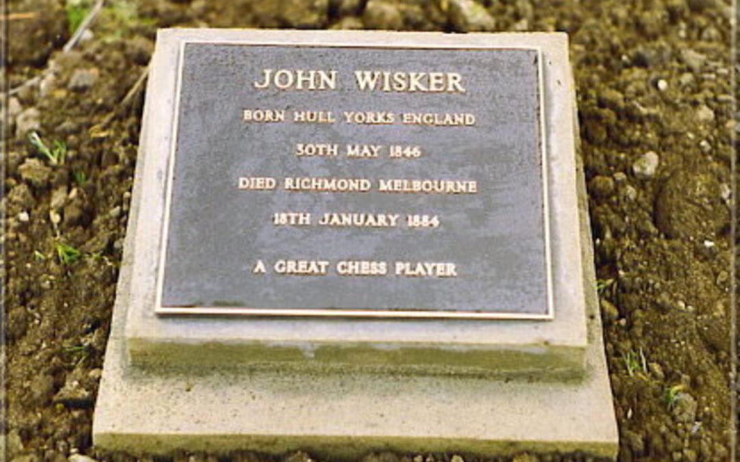 John Wisker | A forgotten player