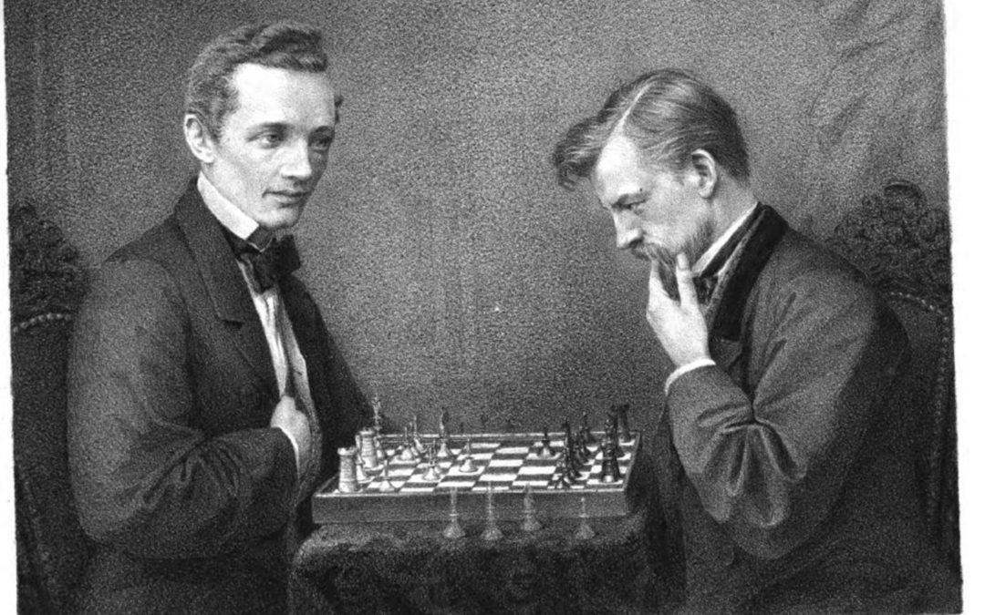 3 Great Romantic Chess games