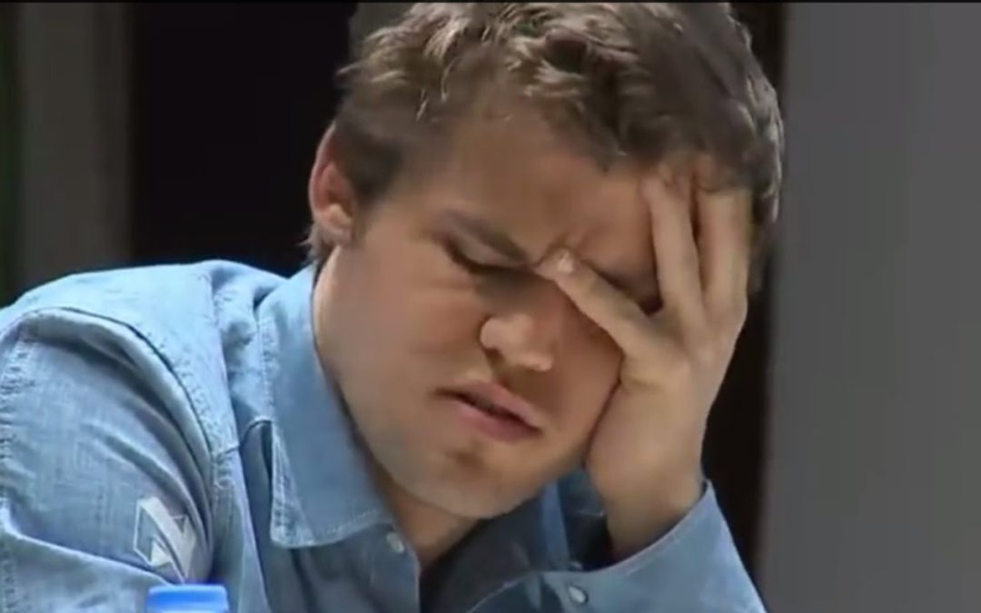 Top 5 Blunders in Chess History