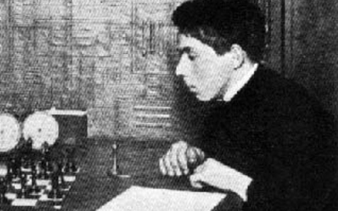 Peter Romanovsky | An incredible chess player